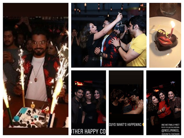 Double Celebration! Hina Khan Bakes Cake For Rocky On His Birthday; The Couple Dance Their Heart Out