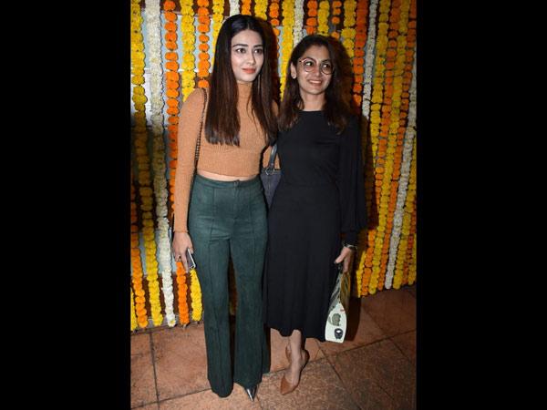 Sriti Jha And Charu Mehta Pose Together
