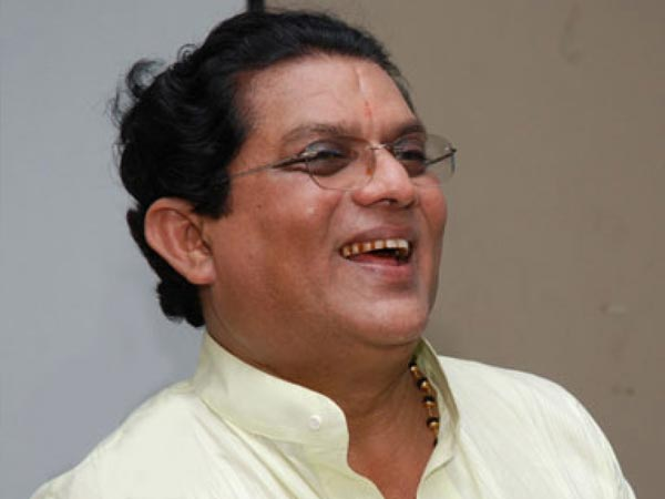 Jagathy Sreekumar All Set To Make A Comeback To Acting After A Gap Of 7 Years!