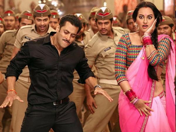 Salman Khan & Sonakshi Sinha Are All Geared Up