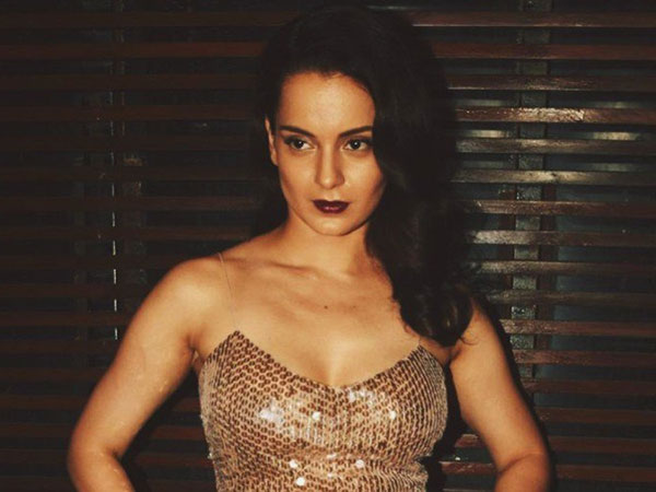 Kangana Ranaut Urges Prime Minister Narendra Modi To Scrap Article 370