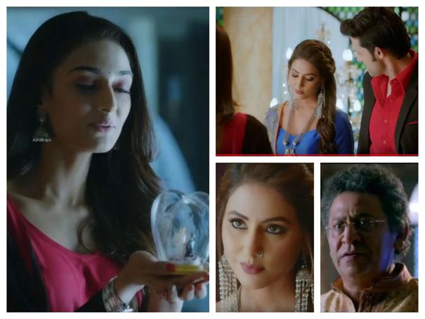 Valentine's Day Spl: Ishaani-Ranveer, Aditya-Zoya, Arnav