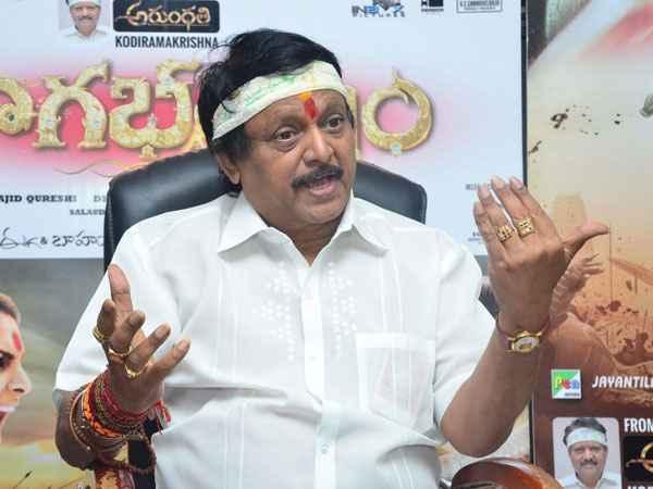 Telugu Filmmaker Kodi Ramakrishna, With Big Hits To His Credit, Is No More!