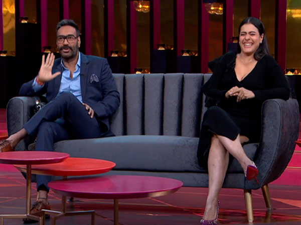 Rapid-fire Question & Ajay's Wittiest Reply!