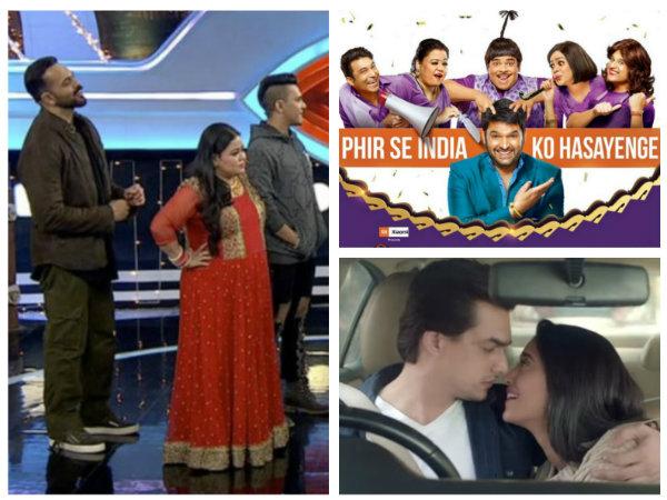 Latest TRP Ratings: Star Plus Back On Top Spot; Yeh Rishta Kya Kehlata Hai Witnesses A Jump!