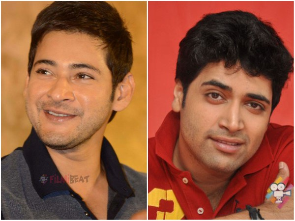 Mahesh Babu To Produce An Adivi Sesh Movie? The Official Announcement To Be Made Soon?