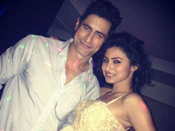 Surprising! Mohit Raina Says He Was Never In A Relationship With Mouni Roy!