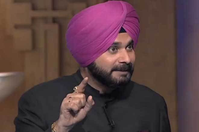 Sidhu Banned In Film City!