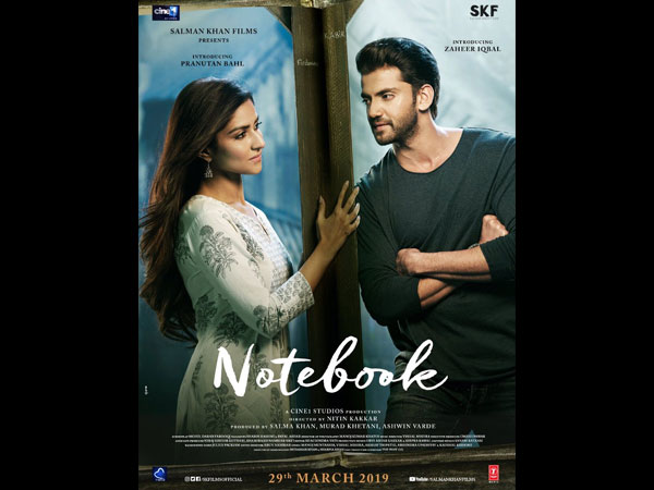Thought Salman Would Be Sceptical To Back 'Notebook' As It's Unconventional: Director Nitin Kakkar