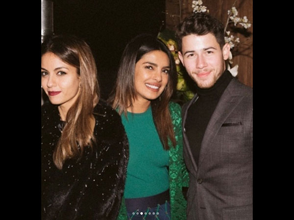 Priyanka & Nick Look Picture Perfect