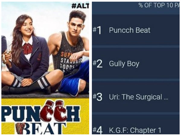 Puncch Beat BEATS Gully Boy & KGF;Vikas Has This To Say For Fans Who Say It's Hit Because Of Priyank