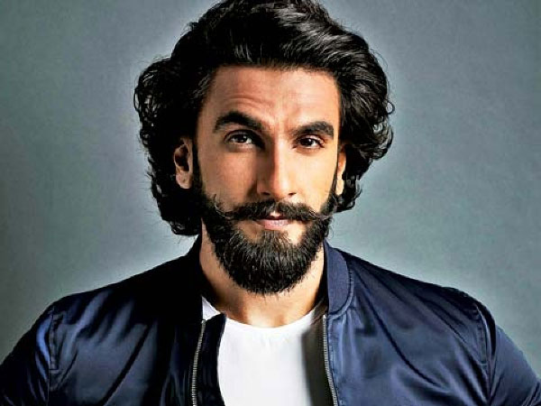 Ranveer On His Initial Journey