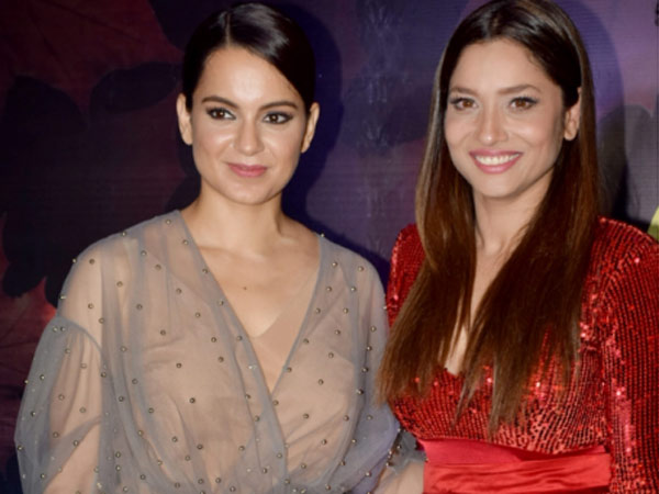 Kangana Ranaut's Manikarnika Team To Throw A Grand Success Bash, Confirms Ankita Lokhande
