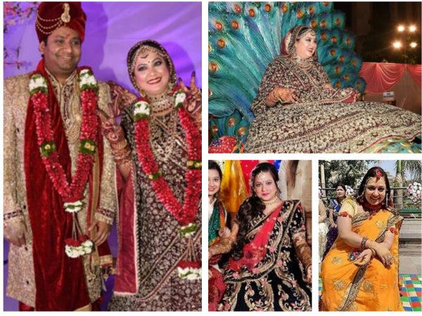 Surbhi Tiwari Wedding Picture