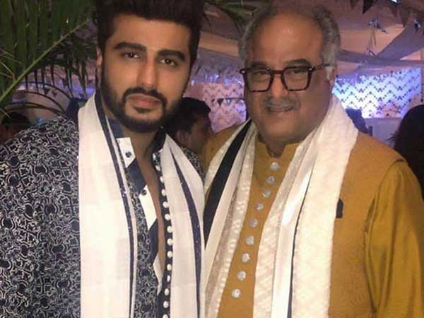 Boney Kapoor To Be Banned By The Khans As Well?