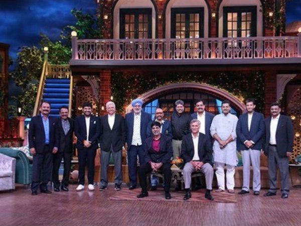 1983's World Cup Team On TKSS