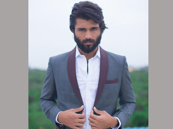 Vijay Deverakonda To Play This Challenging Role In His Film With Kranthi Madhav?