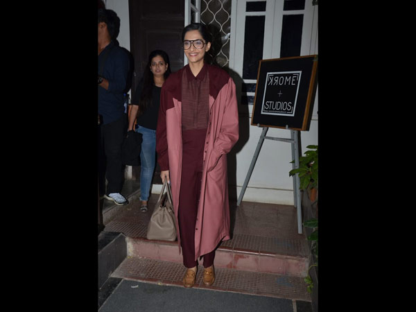 Sonam Kapoor Is Hands Down The Boss Of Fashion In B-Town