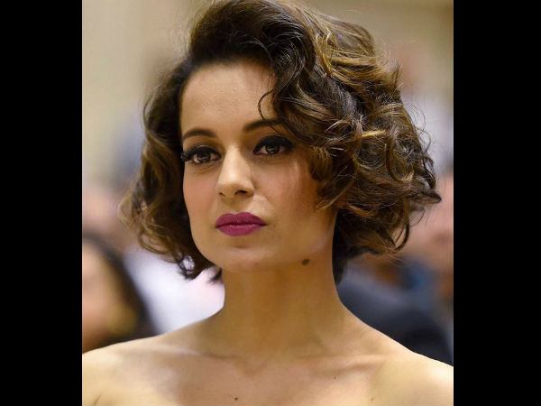 Kangana Slams Those Who're Lecturing About Non-violence & Peace