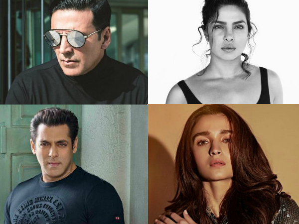 Pulwama Terror Attack: Salman Khan, Akshay Kumar, Priyanka Chopra & Others Condemn The Act!