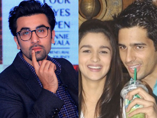 Is Ranbir The Reason Why Alia Is Uncomfortable?