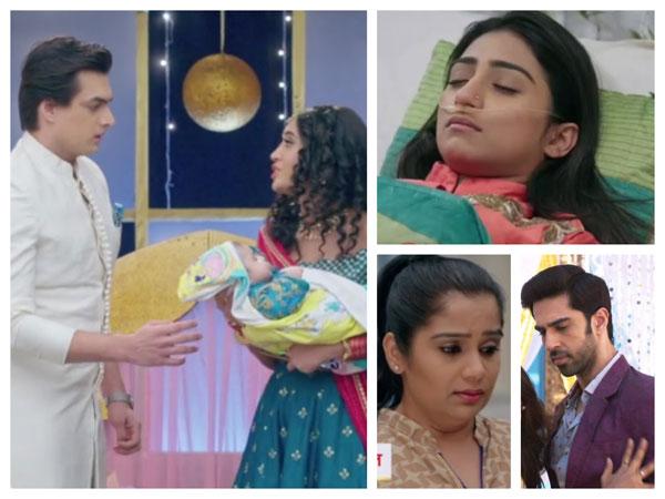 <strong>Most Read: Yeh Rishta Kya Kehlata Hai Spoiler: BIG Twists! Kartik & Naira's Baby Is Alive; Kriti Returns Home!</strong>