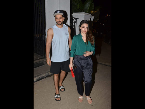 Soha Ali Khan & Kunal Khemu Snapped On A Dinner Date; Arjun Kapoor Attends An Event In The City
