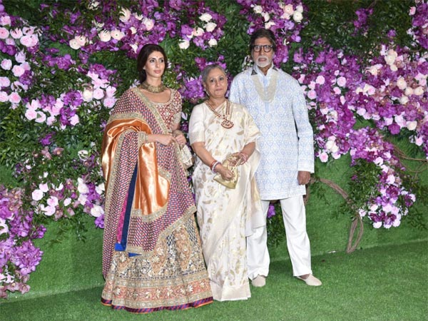 The Ever Classy Bachchans