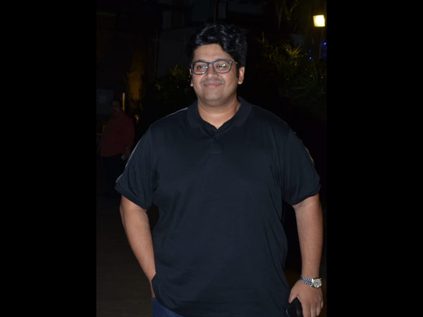 Director Milap Zaveri At The Wrap Up Party
