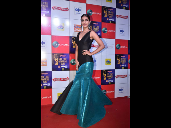 Kriti Sanon Stunned On The Red Carpet