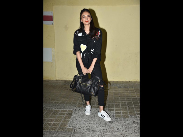 Aditi Rao Hydari Also Present At Photograph's Screening