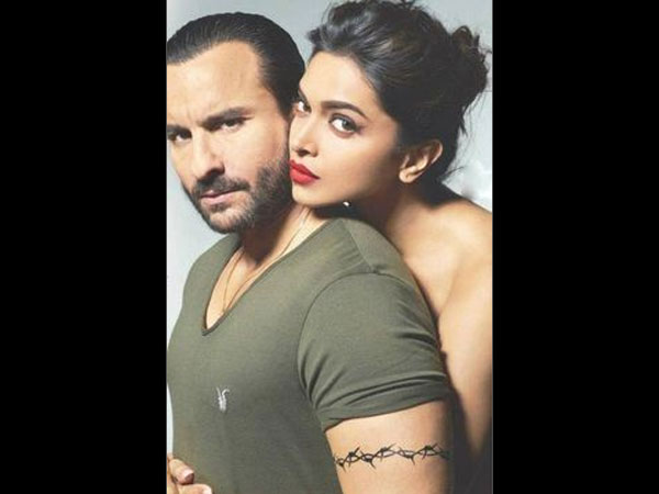 When Saif Ali Khan Took A Dig At Deepika Padukone, Saif ...