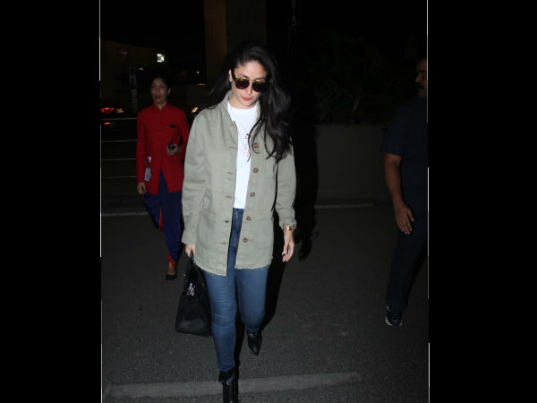Kareena Adds Glam To Even A Casual Look
