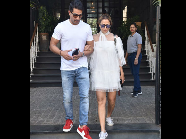 Amrita's Lunch Date With Her Hubby