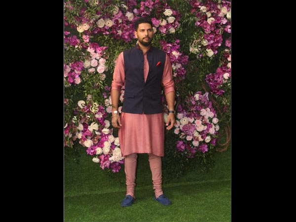 Yuvraj Singh Was A Handsome Sight