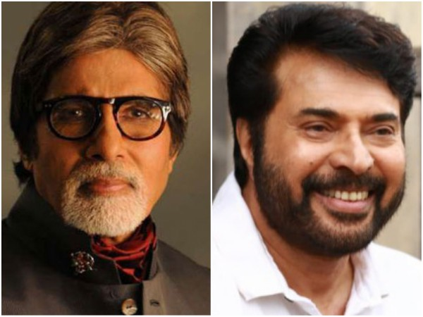 When This Mammootty Movie Was Supposed Be Remade Bollywood With Amitabh Bachchan