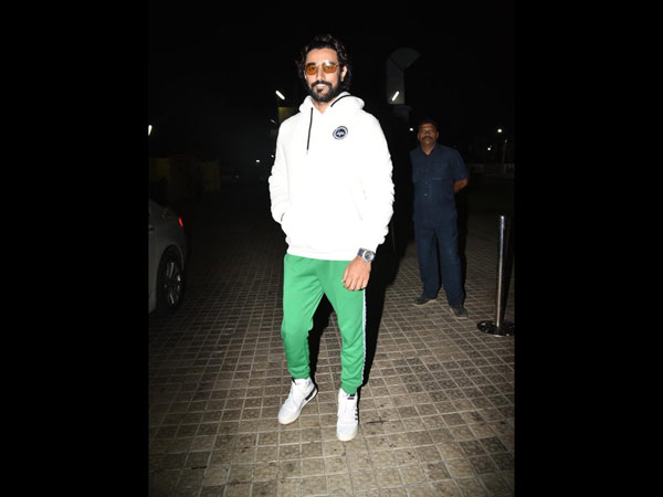 Kunal Kapoor Attends The Screening