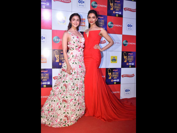 Deepika & Alia Came Together For A Pic