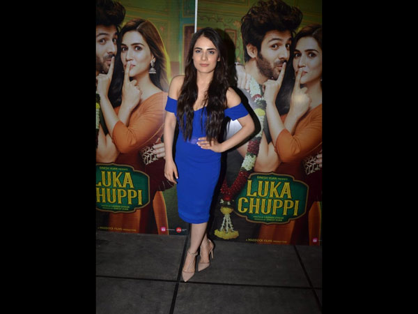 Radhika Madan Graced The Party