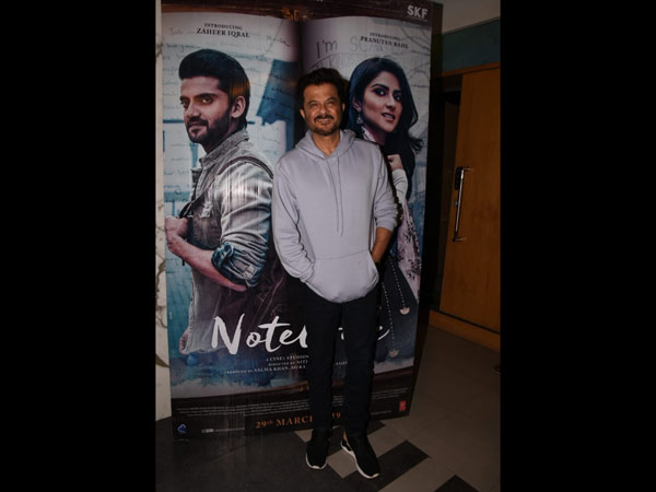 Anil Kapoor Keeps It Casual