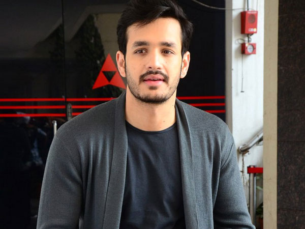 Akhil Akkineni In Love With A Marriage Bureau Owner? Full Deets Inside!