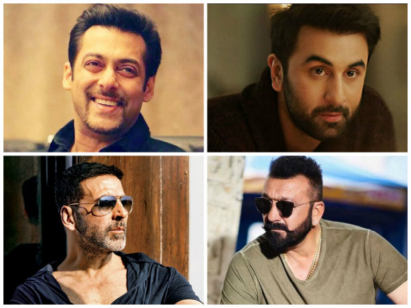 Bloodbath During Eid 2020? Salman, Akshay, Ranbir & Sanjay's Film To Clash At The Box Office