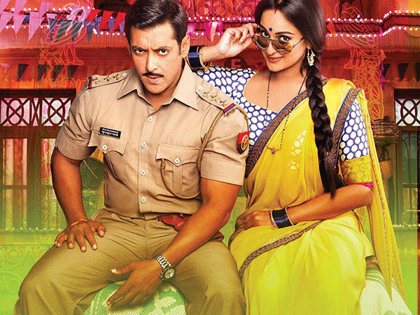 Sonakshi Sinha On Teaming Up With Salman For Dabangg 3