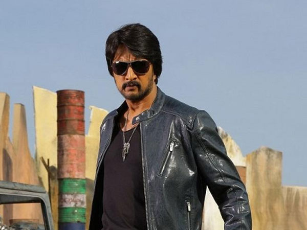 Kiccha Sudeep To Play The Main Antagonist