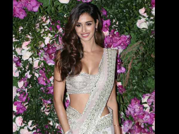 The Stunning Disha Patani