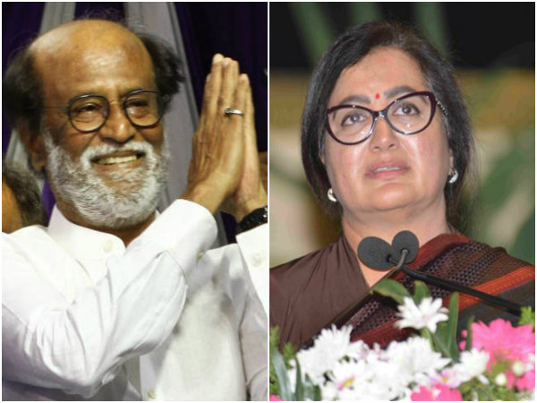 Rajinikanth To Campaign For Sumalatha Ambareesh?