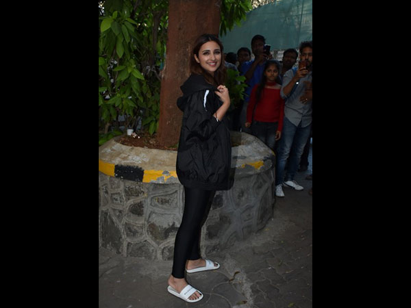Parineeti Chopra's Gorgeous Smile Is A Delight For Us