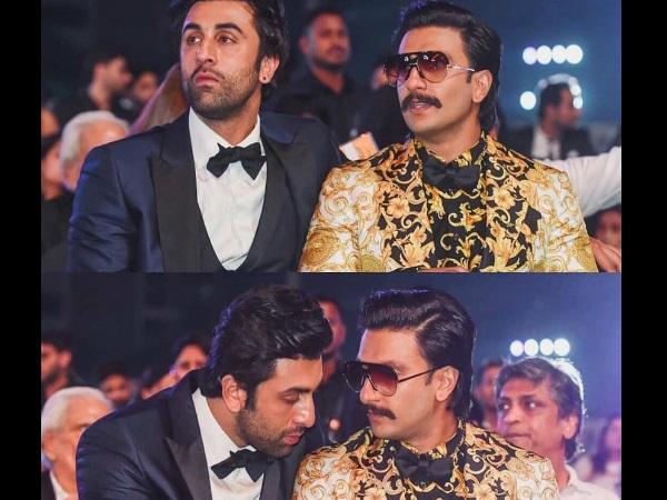 Inside Pictures From Filmfare Awards 2019   Ranveer Singh
