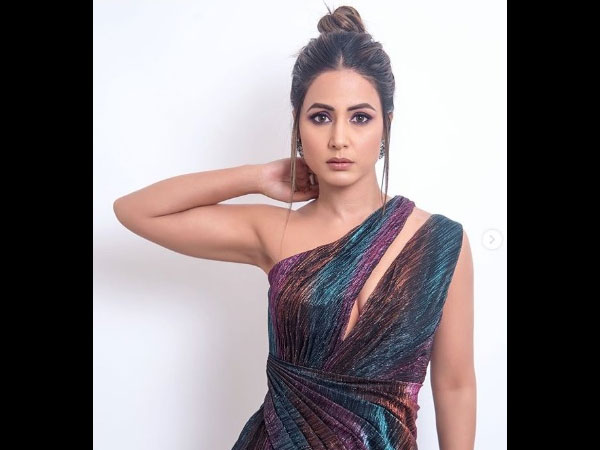 Hina Khan Is A Great Mix Of Sensuality & Class