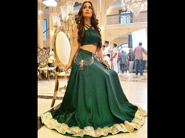Did Hina Khan Throw Tantrums Kasautii Zindagii Kay 2 Sets Hina Preferential Treatment From Producers